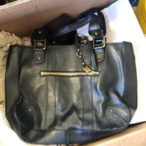Marc Jacob purse black leather